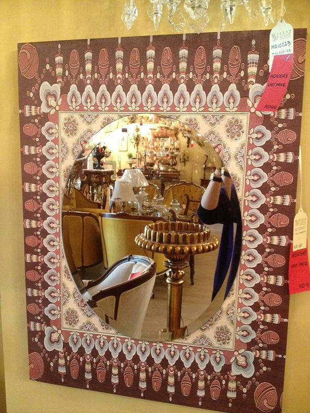 Mirror, after discount 9 kd
