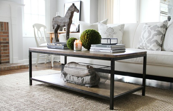Pinterest Coffee Table