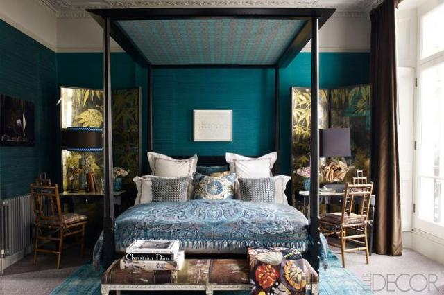 teal+bedroom+elle+decor1